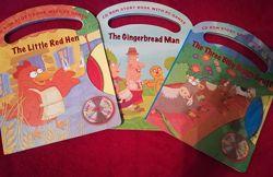 Книги для детей английский язык с CD-диском
