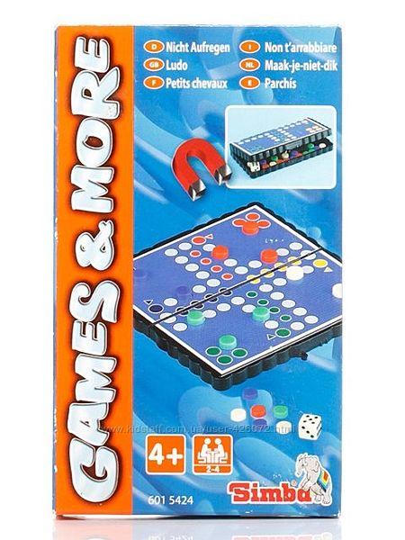 Настольная игра Дорожная на магнитах Simba в ассорт 6015424