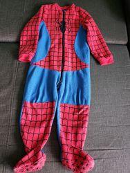 Слип пижама спайдермен Spider Man 4-5 лет