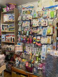 Продаю Детский магазин - питание и подгузники
