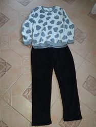 Тепленький костюм для дому р. М