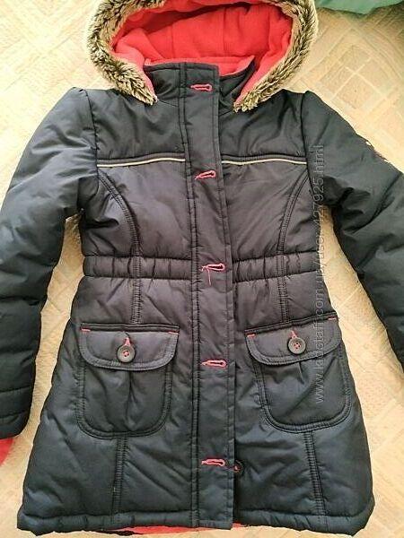 Пальто для дівчинки, Kiki &koko, стан нового,122
