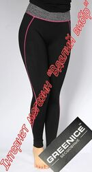 Лосіни жіночі спортивні greenice арт.3934