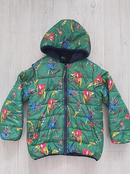 Теплая курточка Pepco