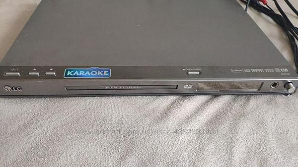 DVD-плеер LG DK-673 X