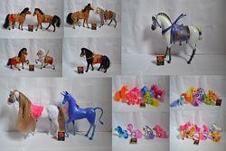 Фигурка лошадь, пони, игрушка лошадка, мой маленький пони, конь