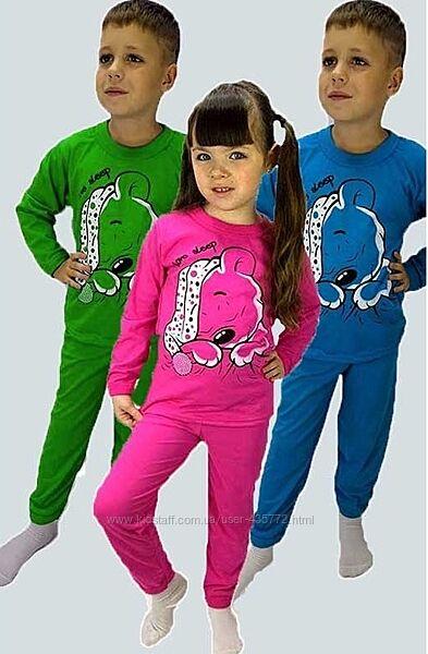 пижамы и ночные рубашки деткам легкие