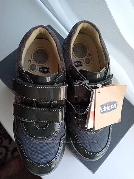 Chicco туфли, кроссовки 32 размер