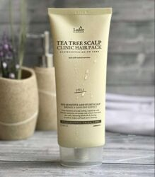 Маска пилинг для кожи головы Lador Tea Tree Scalp Clinic Hair Pack 200 мл