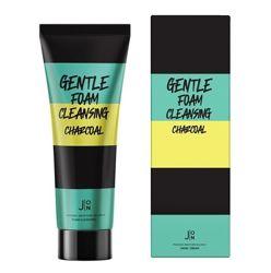 Угольная пенка JON Gentle Foam Cleansing Charcoal 100 мл