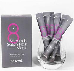 Маска для волос Салонный эффект за 8 секунд Masil 8 Second Salon Hair Mask
