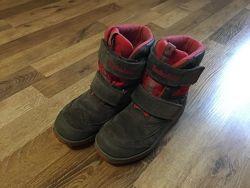 Зимние ботинки Timbelland 34 размер стелька 21,5-22
