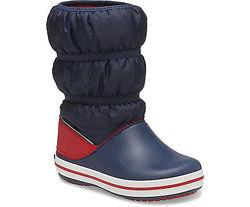 Детские сапоги Crocs Crocband Winter Boot, оригинал