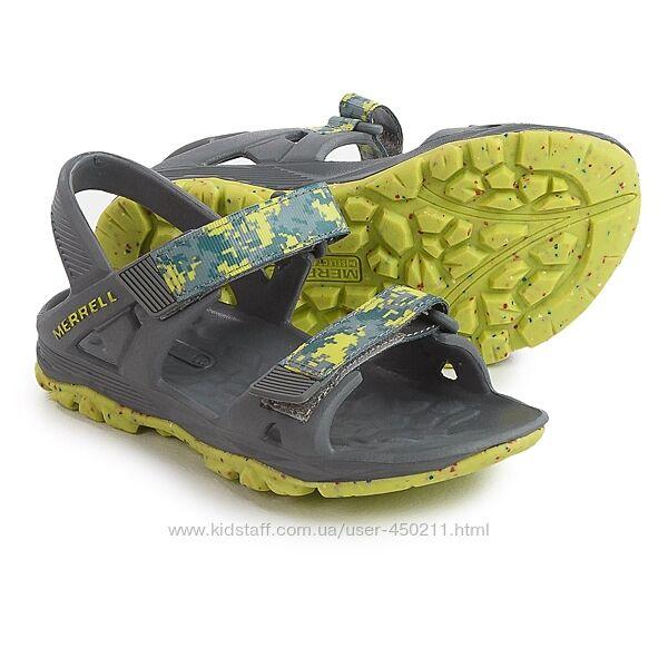 Детские босоножки Merrell Hydro Drift Sandals, оригинал