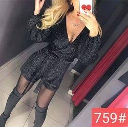 Женский комбинезон  с м л хл