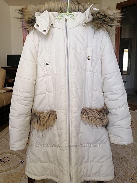 Пальтішко на зиму, 134-140