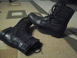 Кожаные ботинки Filippo Baldini оригинал