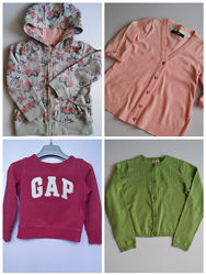 Свитер Next, Zara, Gap, H&M на 2-6 лет
