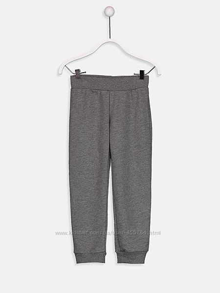 Тонкие спортивные штаны, джоггеры LC Waikiki, р. 134-140