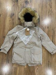 Зимняя куртка парка ReimaTec Naapuri р. 134, 140.