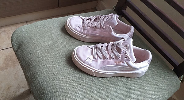 Кросівки Puma  для дівчинки