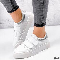 Кеды женские новые в наличии верх и внутренняя часть обуви натуральная кож