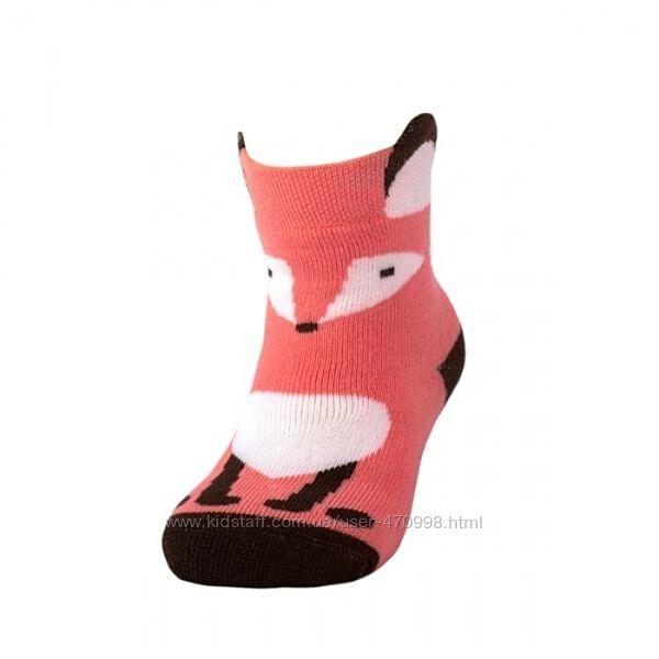 Носочки для девочки махровые ТМ Дюна размер 14-16
