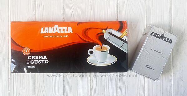 Кофе молотый Lavazza Crema e Gusto Gusto Forte  250гр. Италия