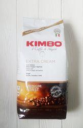 Кофе в зернах Kimbo Extra Cream 1000g Италия