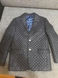Куртка на мальчика 7-9 лет