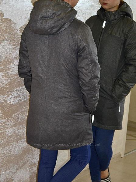 2 в 1 Деми зима полупальто Molo 158-164