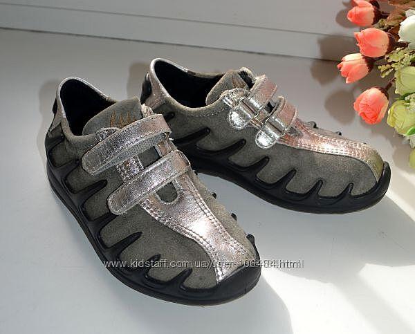 Спортивные туфли-полуботинки Ecco 27р.