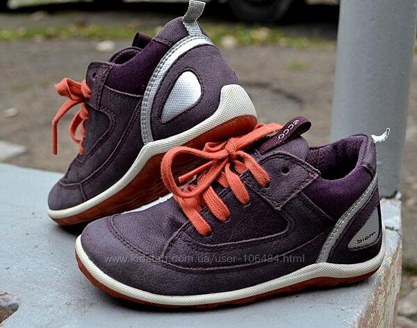 Демисезонные ботинки Ecco Biom 26р.