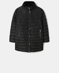 Mango Violeta оригинал теплые куртки в наличии