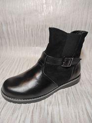 Ниже себестоимости зимние ботинки для мальчика Каприз