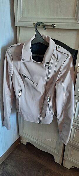 Куртка косуха, кожзам 155-164