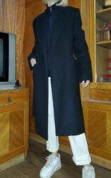 Шерстяное кашемировое пальто халат шерсть кашемир banana republic