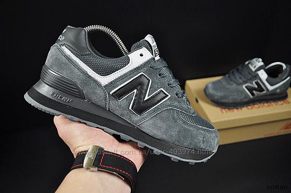 кросівки New Balance 574 арт 20890 жіночі, нью беленс