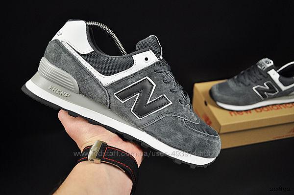 кросівки New Balance 574 арт 20892 чоловічі, нью беленс