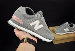 кросівки New Balance 574 арт 20953 жіночі, нью беленс
