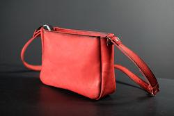 Женская сумка из натуральной кожи.