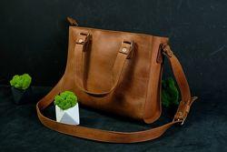 Кожаные сумки из итальянской натуральной кожи. Выбор цвета.