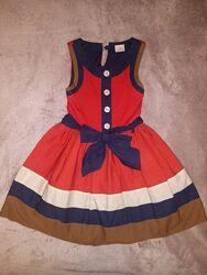 Хорошенькие летние платьица для девочки 8-9 лет