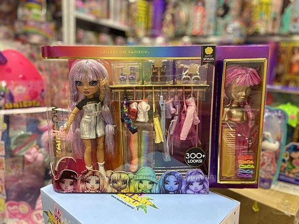 Кукла Rainbow High Fashion Studio Рейнбоу Хай Модная студия пупси