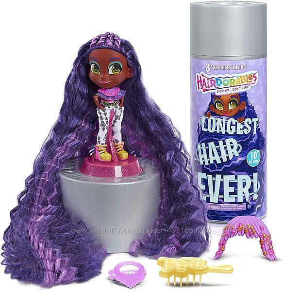 Кукла Кали с длинными волосами Хердорабалс Hairdorables Longest Kali