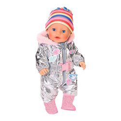 Набор одежды для куклы BABY born - Зимний костюм делюкс беби борн