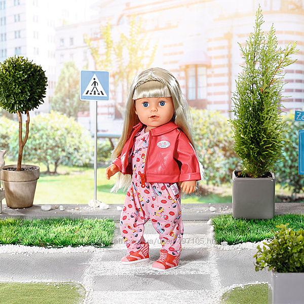 Набор одежды для куклы BABY born - Скутер в городе беби борн