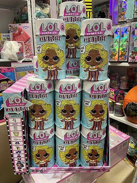 L. O. L. SURPRISE серии Hairgoals 2.0 - Модный стиль Лол с волосами 2 сезон