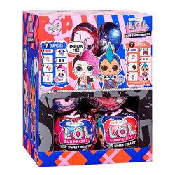 Игровой набор с куклой L. O. L. Surprise серии Валентинки  Панк и Рокер