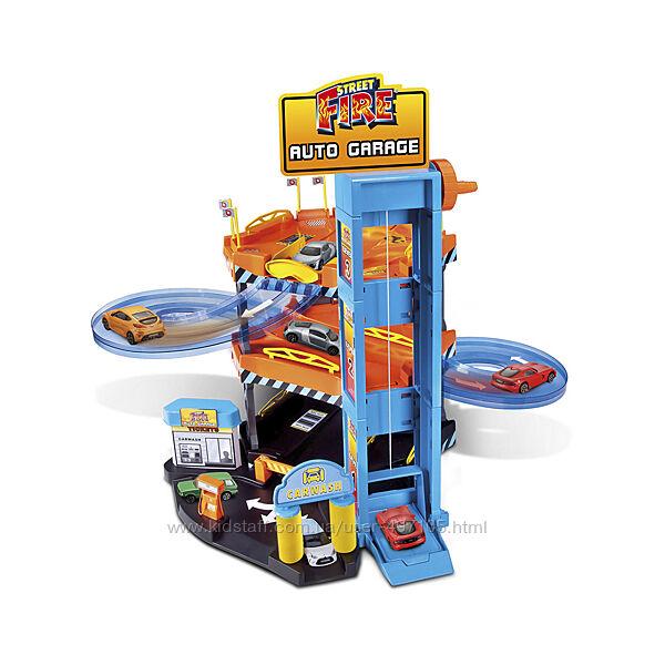 Игровой Набор - Паркинг 3 Уровня  Bburago